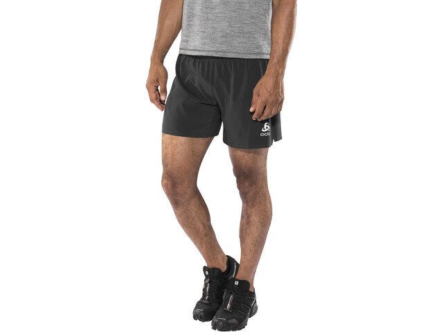 Odlo Zeroweight X-Light - Pantalones cortos running Hombre - negro